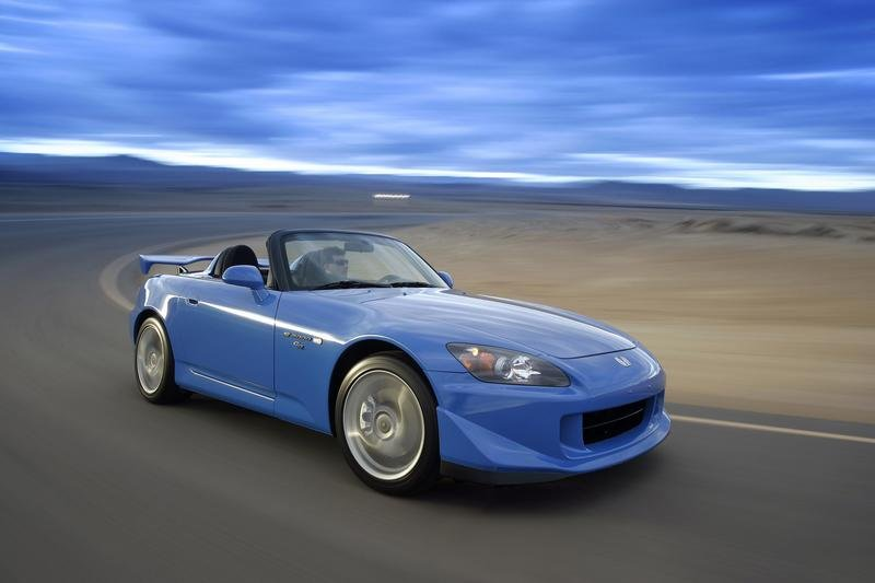 Honda S2000 CR only for the US market