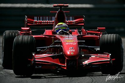 Massa takes the pole position at Istanbul Park