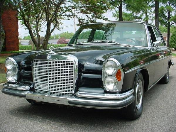 Mcqueen Mercedes 300 Sel 6 3 For Sale Car News Top Speed