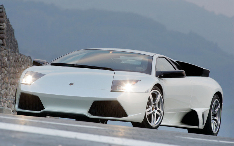 New super-Murcielago coming at the Frankfurt Motor Show