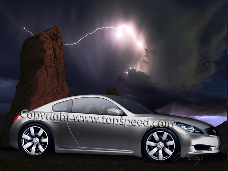 Next generation Nissan Z coming in 2011
