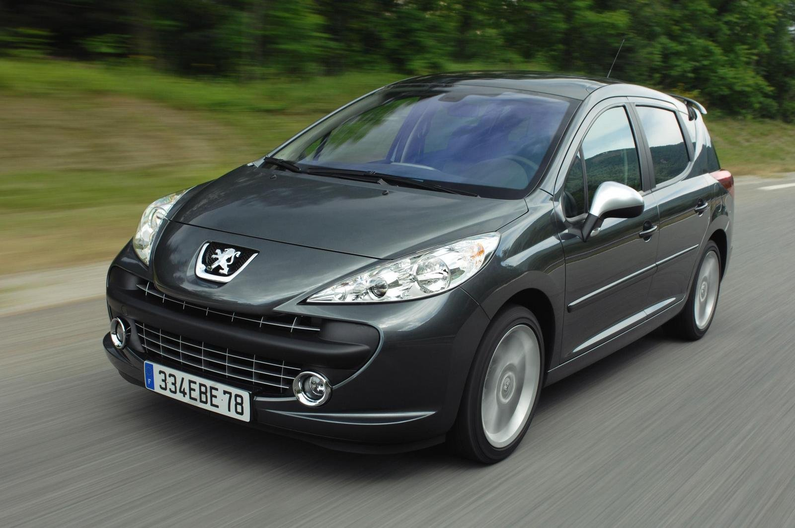 2007 peugeot 207 sw rc picture 195237 car review top. Black Bedroom Furniture Sets. Home Design Ideas