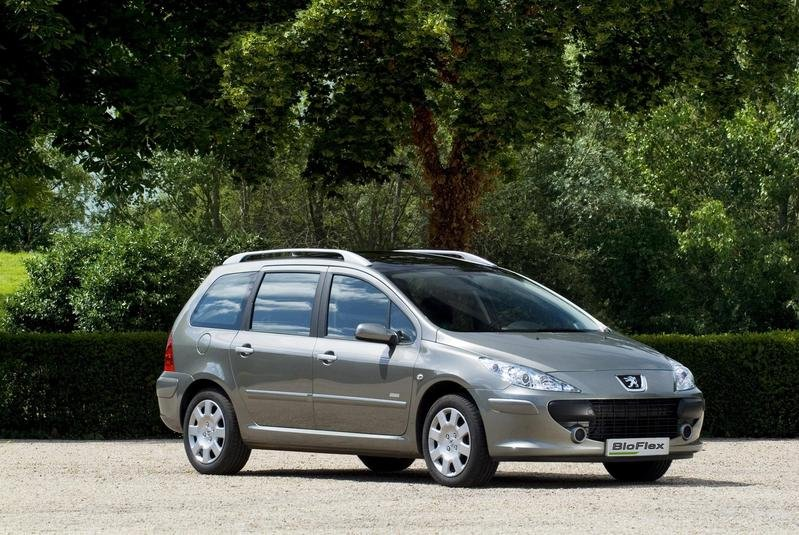 peugeot 307 reviews specs prices photos and videos top speed. Black Bedroom Furniture Sets. Home Design Ideas