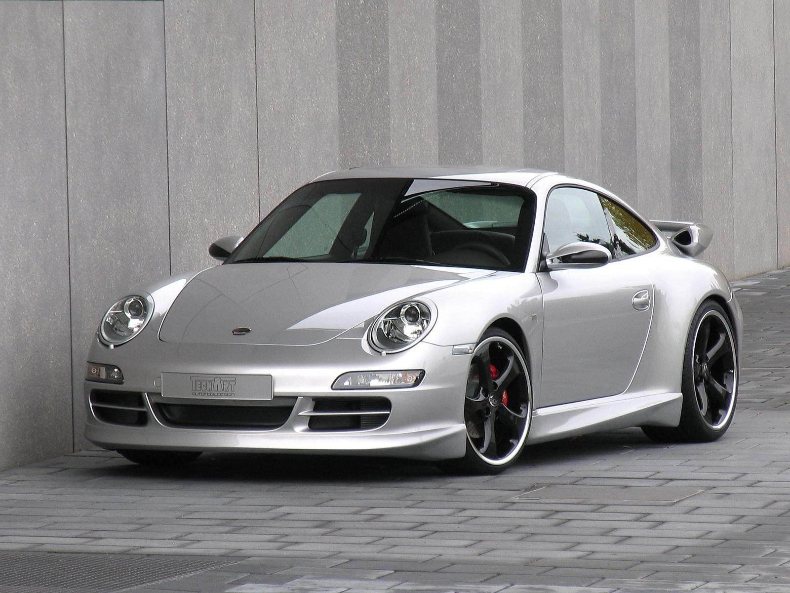 Porsche 911 Carrera 4 And 4S (997) By TechArt Review - Top ...