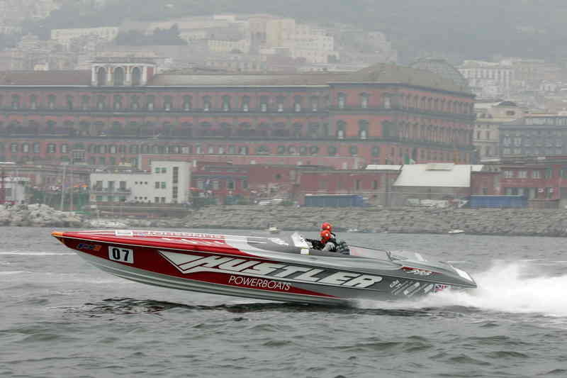 Powerboat P1 British Grand Prix of the Sea preview