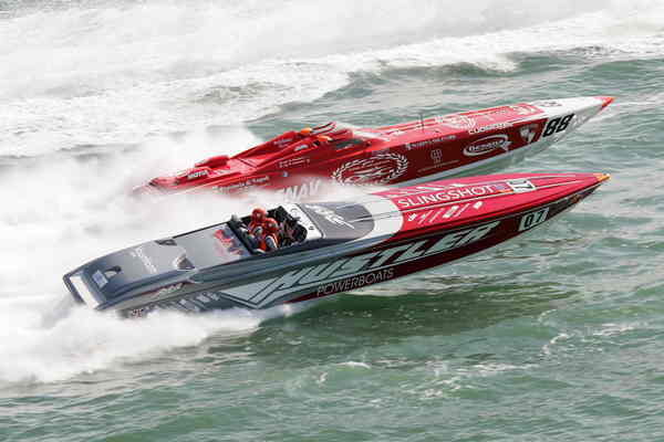 3.Powerboat P1 in Cowes