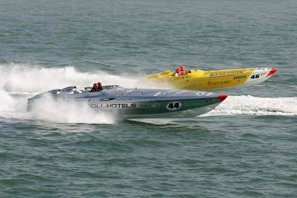 8.Powerboat P1 in Cowes