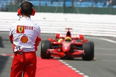 Raikkonen the fastest in practice session at Istanbul