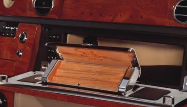 Rolls Royce Cigar Humidor News - Top Speed