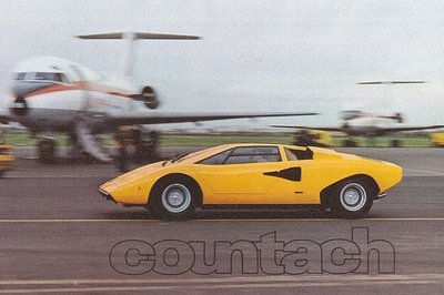Russo And Steele Monterey auction results: Keep your Countach!