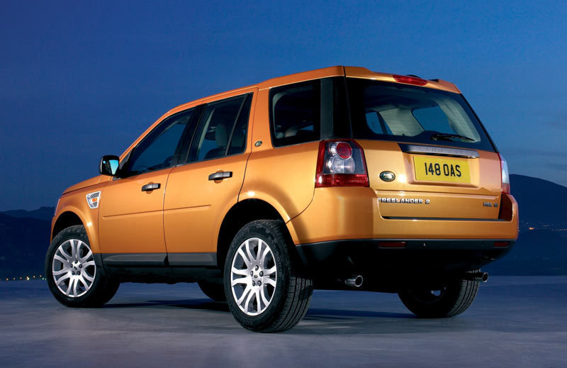 Seven-seat Freelander on the way