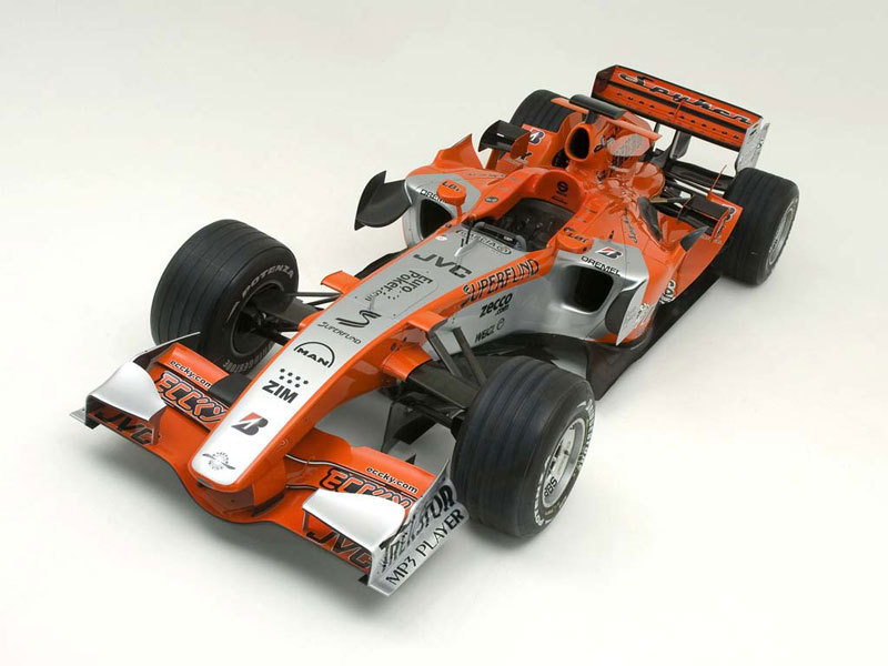 Spyker F1 team delaying the launch of the new monopost