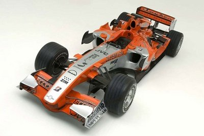 Spyker seriously thinking to sell F1 team