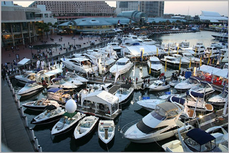 Sydney International Boat Show will expect you next year