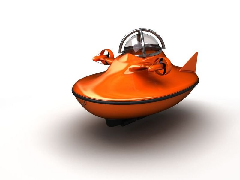 The personal submersible
