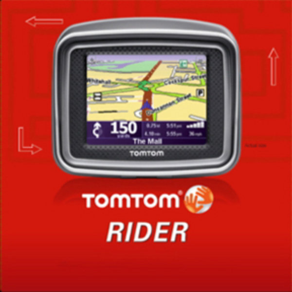 tomtom rider 2nd edition designed for bikers by bikers motorcycle news top speed. Black Bedroom Furniture Sets. Home Design Ideas