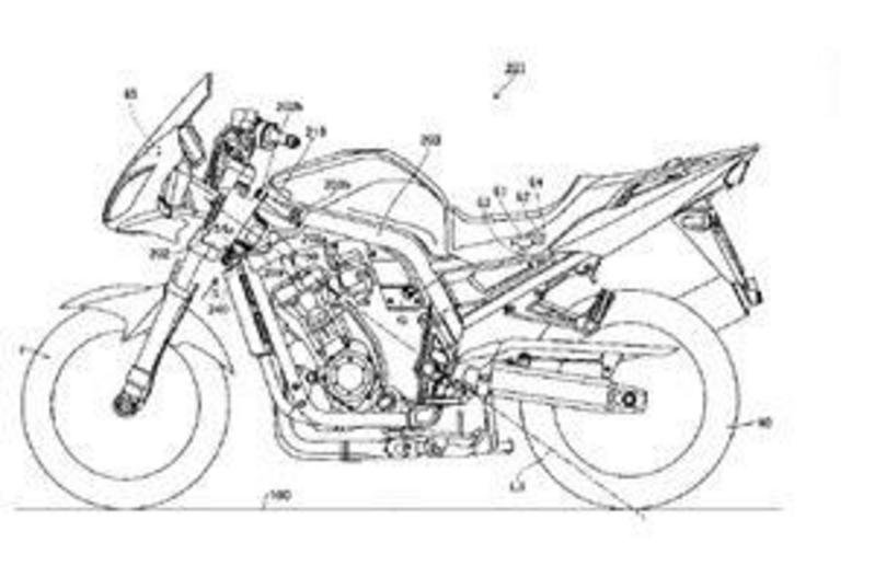 Yamaha Is Developing A Self Steering Bike Pictures Photos