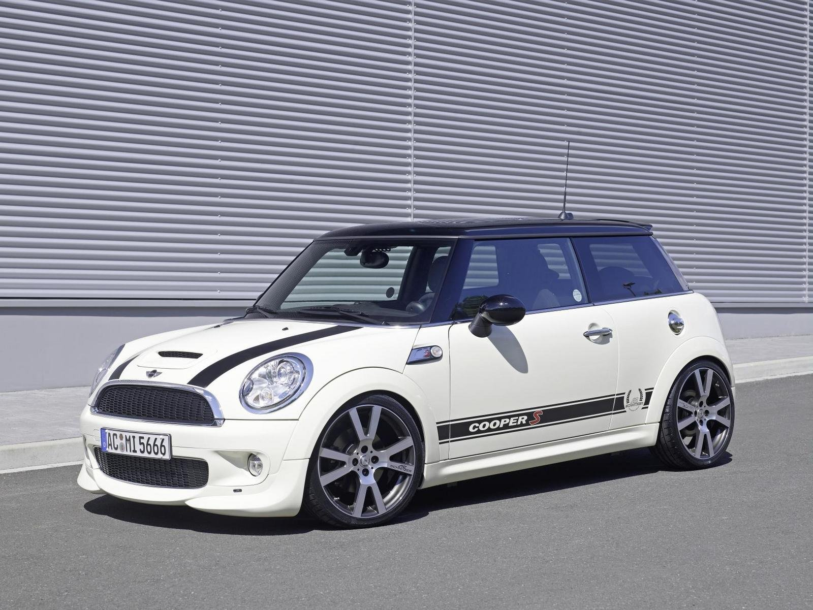 2007 mini cooper s by ac schnitzer review top speed. Black Bedroom Furniture Sets. Home Design Ideas