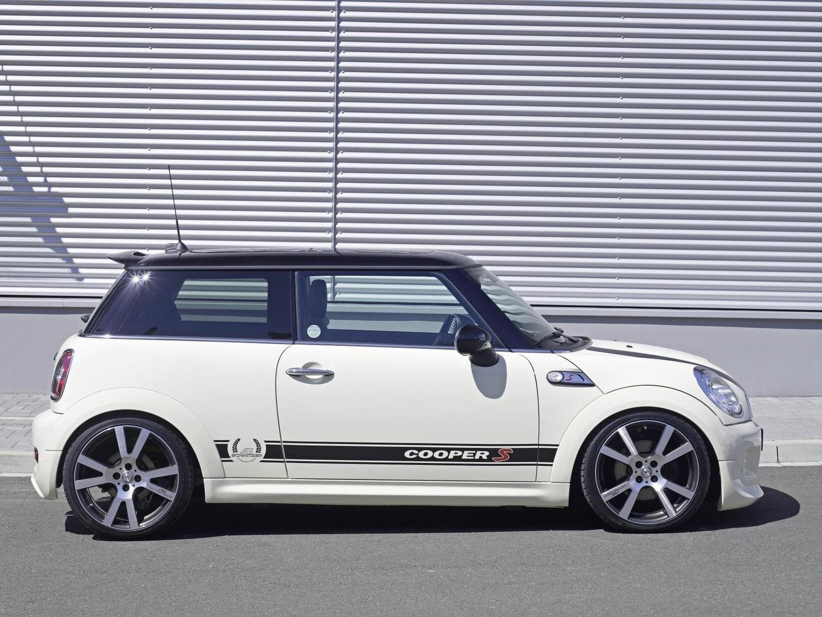 2007 mini cooper s by ac schnitzer picture 197232 car review top speed. Black Bedroom Furniture Sets. Home Design Ideas