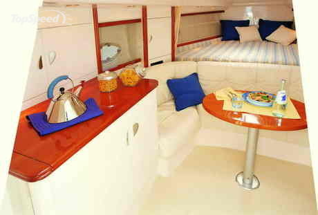 Pershing 37 (dinette)
