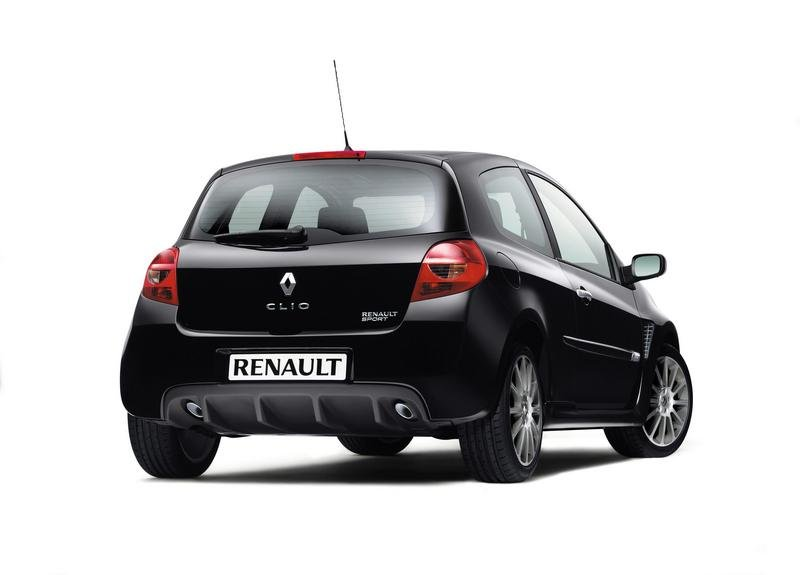 2007 renault clio sport review top speed. Black Bedroom Furniture Sets. Home Design Ideas