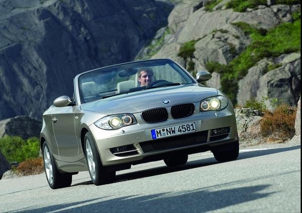 2008 BMW 1Series Convertible Review  Top Speed