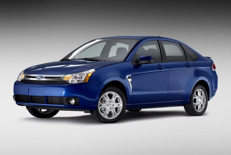 2008 ford focus pricing announced news top speed. Black Bedroom Furniture Sets. Home Design Ideas