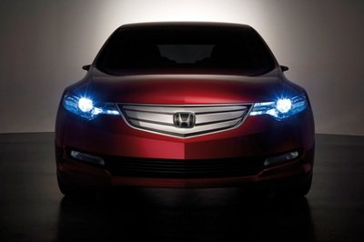 2008 Honda Accord Tourer Concept