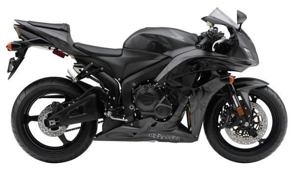 2008 cbr600rr graffiti edition specs