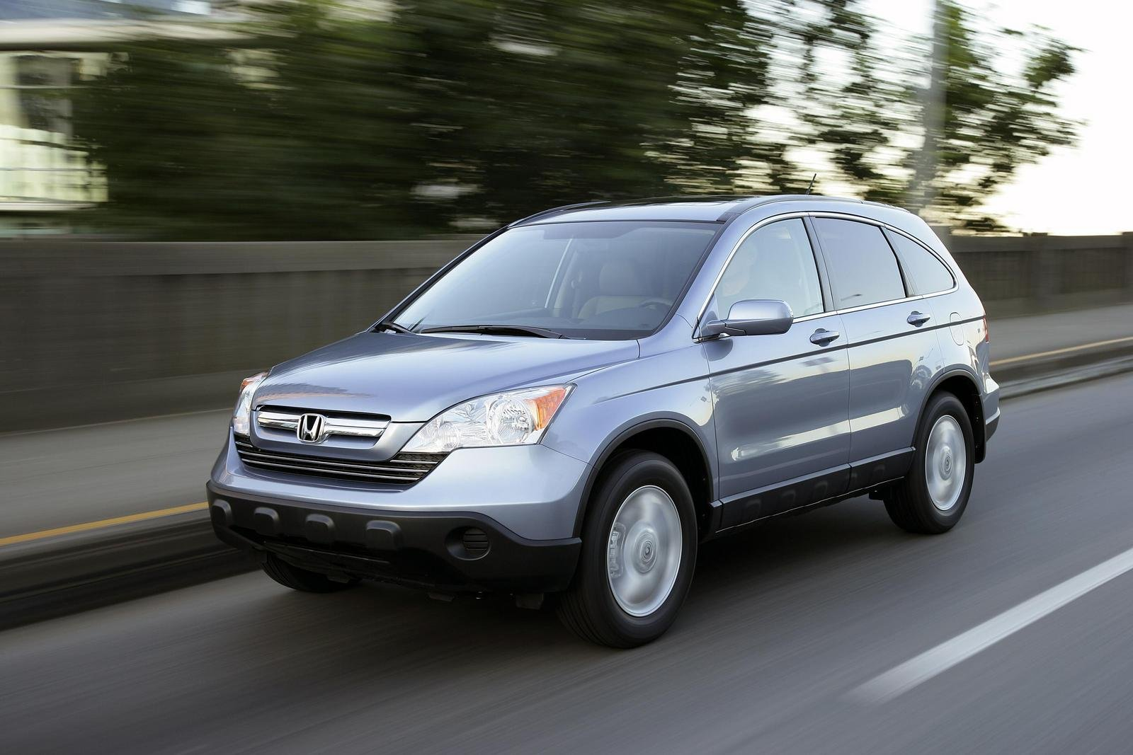 Chevy Small Suv >> 2008 Honda CR-V Review - Top Speed