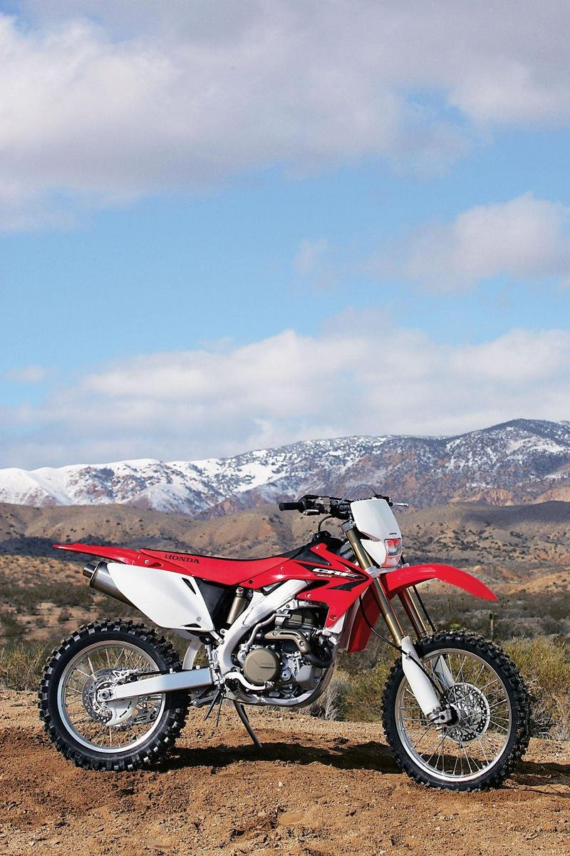 450 Best Images About Makeup On Pinterest: 2008 Honda CRF450X Review