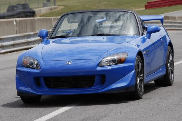 2008 Honda S2000 Cr Review Top Speed