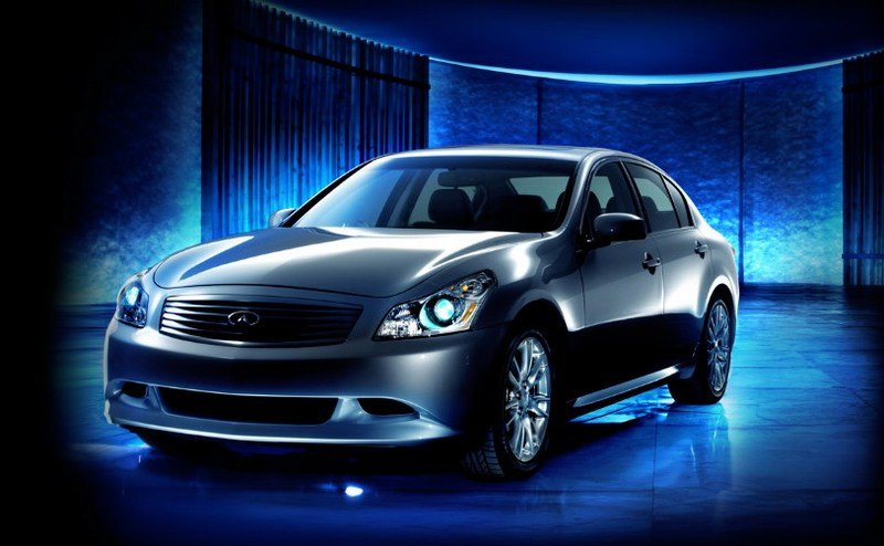 Awd Cars For Sale >> Infiniti G35 News And Reviews | Top Speed