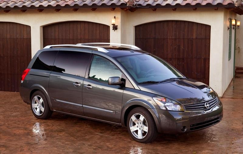 2008 Nissan Quest pricing announced
