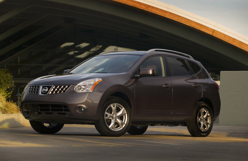 2008 Nissan Rogue pricing announced