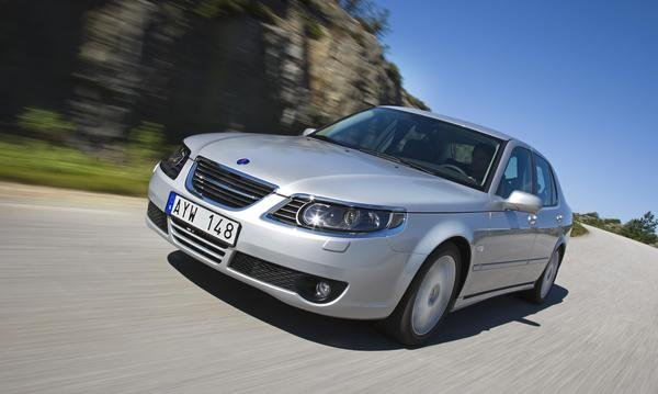 saab 9-5 nordic edition picture