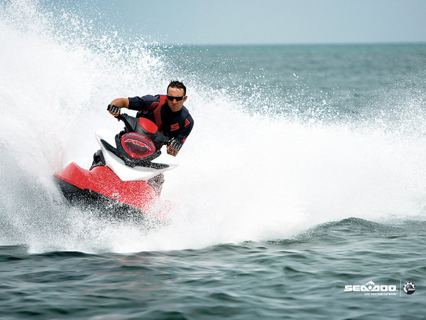 2008 Sea-Doo RXP Review - Top Speed