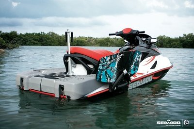 2008 Sea-Doo Wake
