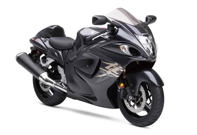 2008 Suzuki GSX1300R Hayabusa: European launch