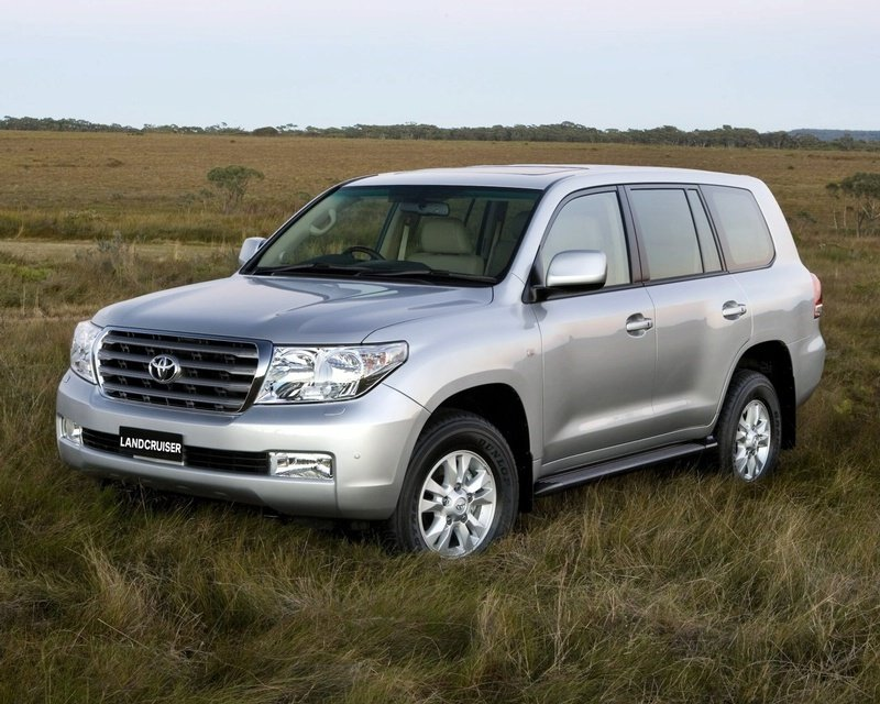 2008 Toyota Land Cruiser pricing announced