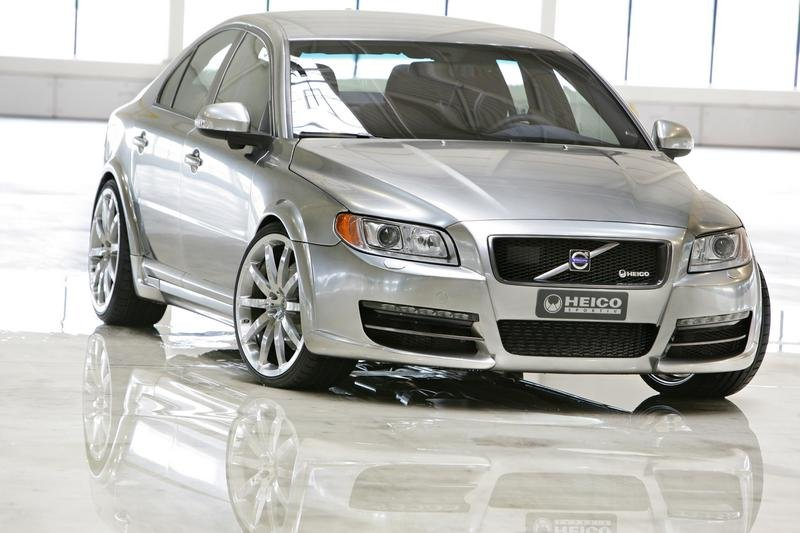 2008 Volvo S80 High Performance Concept