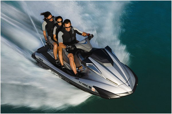 2008 Yamaha FX Cruiser SHO | boat review @ Top Speed