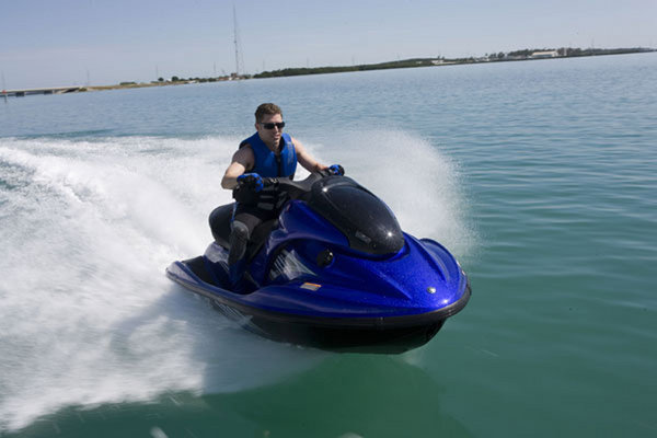 Yamaha Waverunner Gp Top Speed