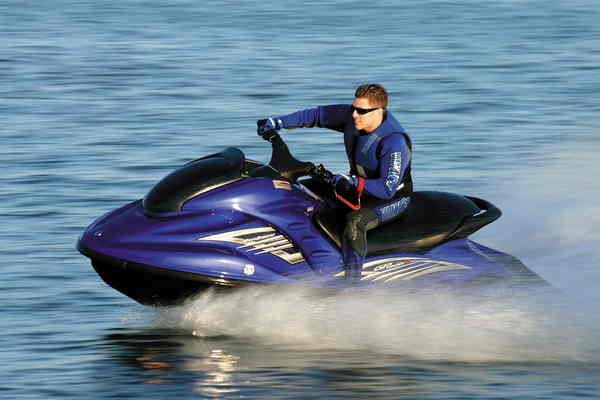 2008 Yamaha Gp1300r Boat Review Top Speed
