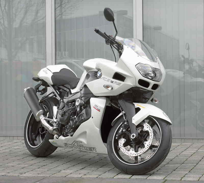 Accessories for K 1200 R Sport from AC Schnitzer