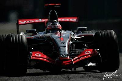 Alonso takes the pole postion in the Italian Grand Prix