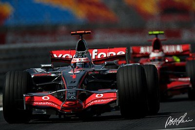 Alonso the fastest before qualifying session at Monza