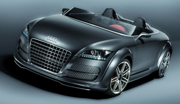 audi tt rs near production picture