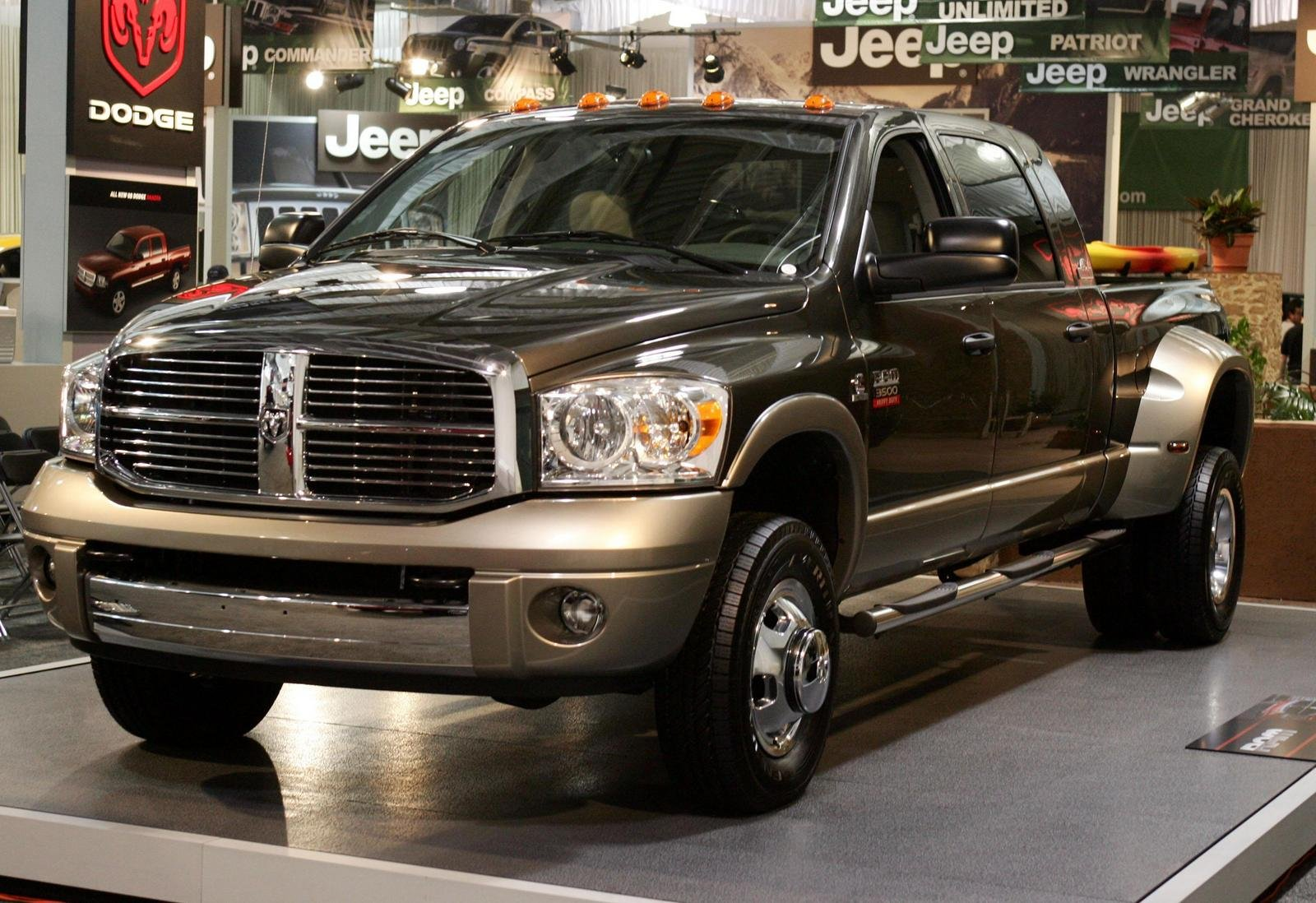 2007 dodge ram 3500 laramie mega cab resistol edition review top speed. Black Bedroom Furniture Sets. Home Design Ideas