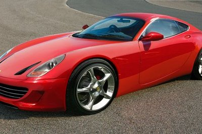 Ferrari Dino to be launched at the 2008 Geneva Motor Show